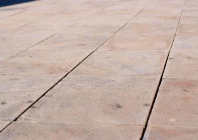 Exemple de dalle à notre magasin de Seynes dans le Gard