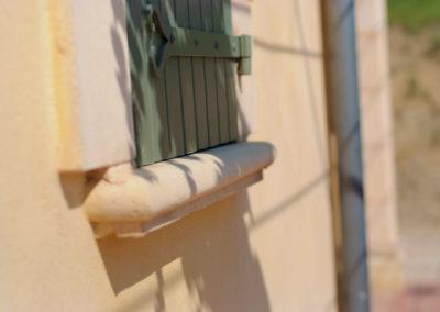 Appuis de fenêtre et seuils de porte