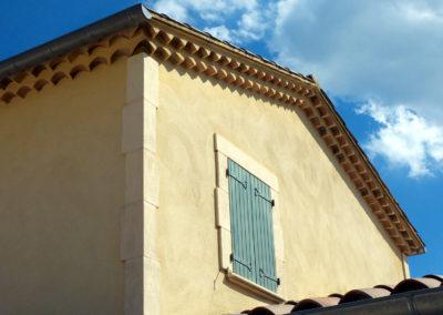 Encadrement de porte et fenêtre