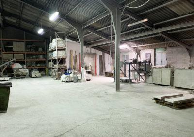 Notre atelier de Seynes, dans le Gard