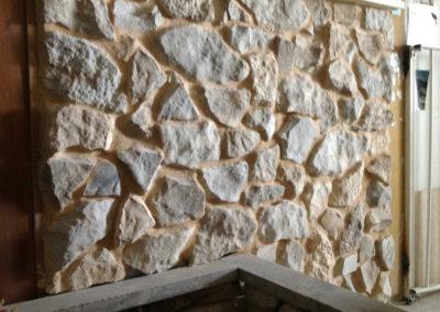 Parement de mur intérieur